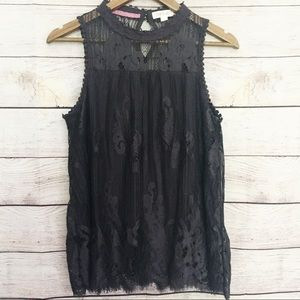 Girls Taylor & Sage Lace Top With Lining Size Lg